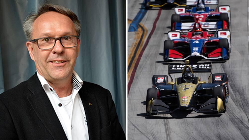 Lars Pettersson, ordförande i Svenska Bilsportförbundet (SBF).