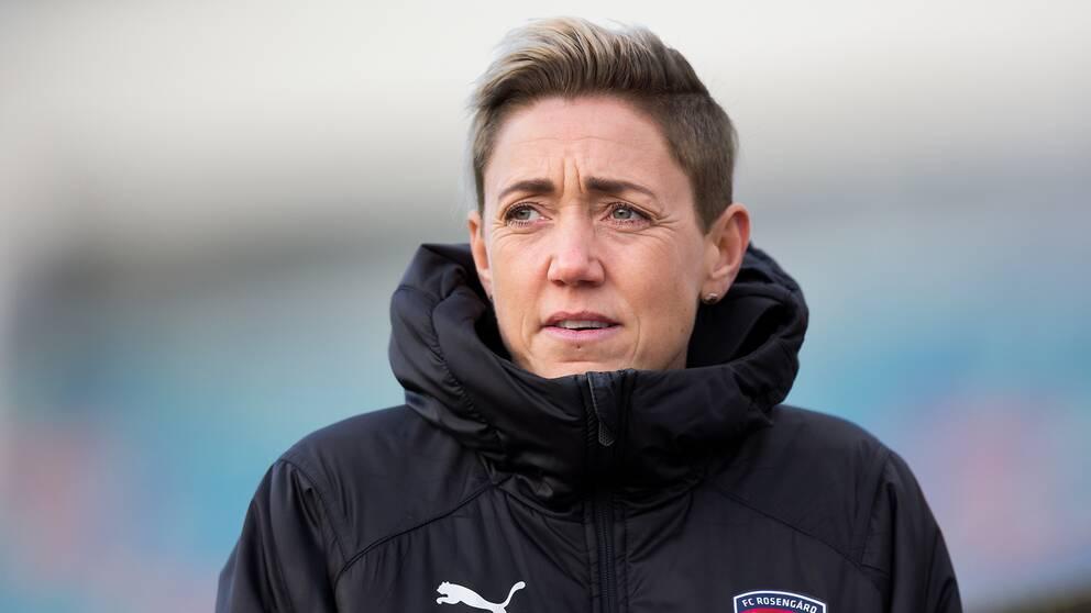 Rosengårds sportchef Therese Sjögran.