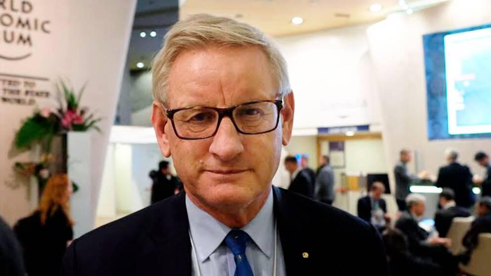 Carl Bildt (M), tidigare stats- och utrikesminister. Arkivbild.