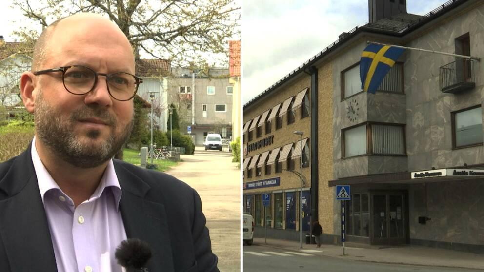 Åmål föreslår att kommundirektören ska kunna ersätta politiker