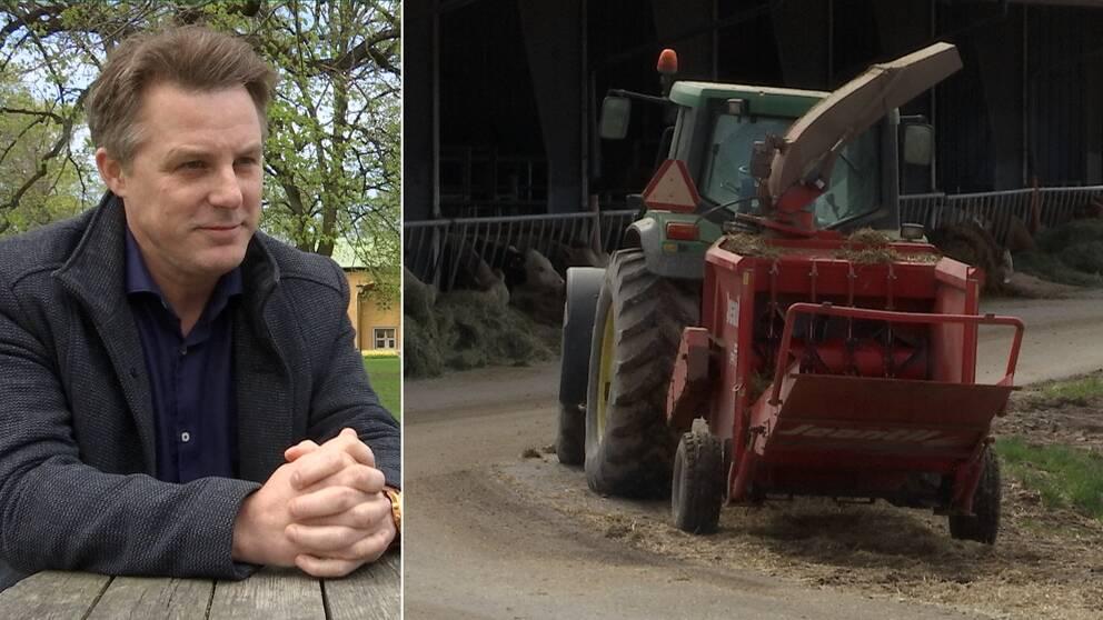 NIFA:s verksamhetsledare Claes Jonasson