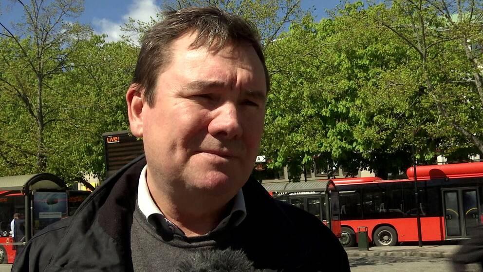 Enligt Mattias Berg, tillförordnad trafikdirektör på Region Värmland, harverksamheten påverkats kraftigt av att resenärerna håller sig hemma.