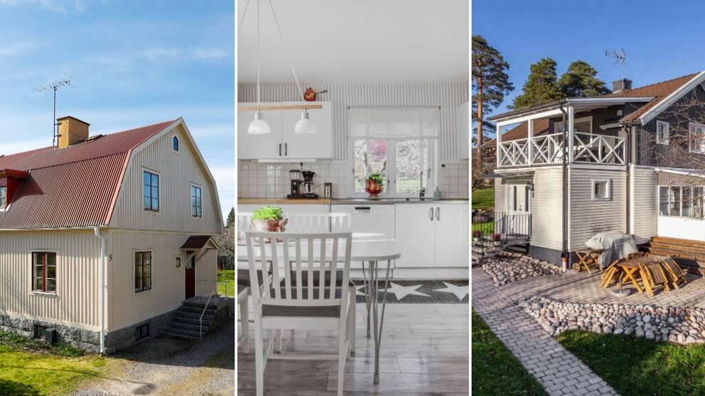 Starta klippet för att kika in i hus i Örebro län.