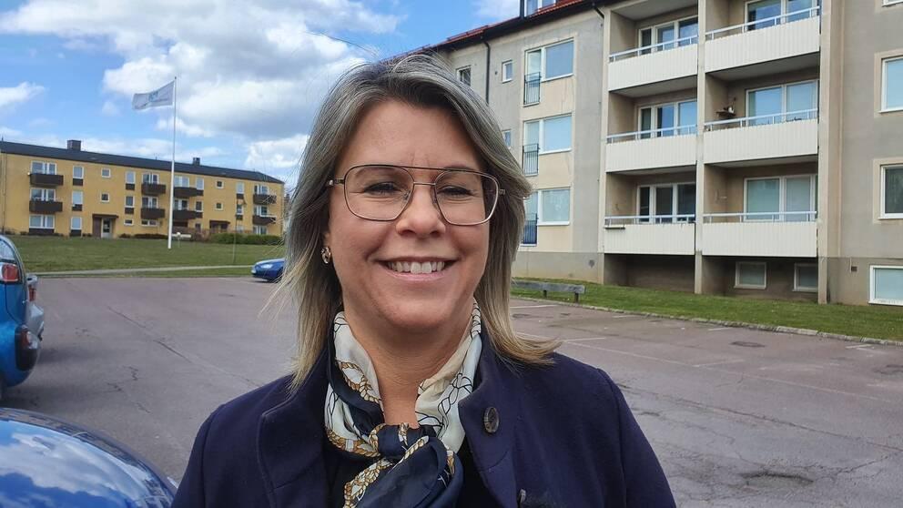 Annicki Oscarsson (KD), kommunalråd Ödeshög
