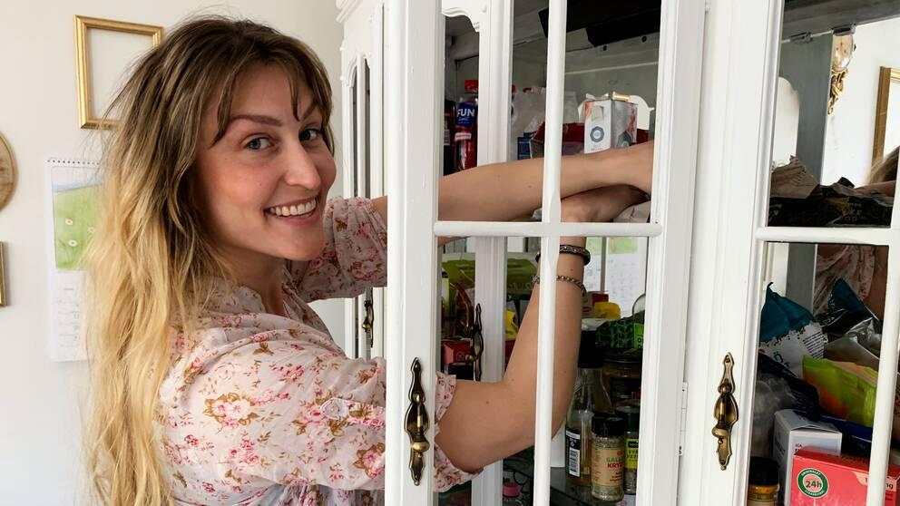 Anna Vild, 32, driver ett tjejkollektiv i Varberg