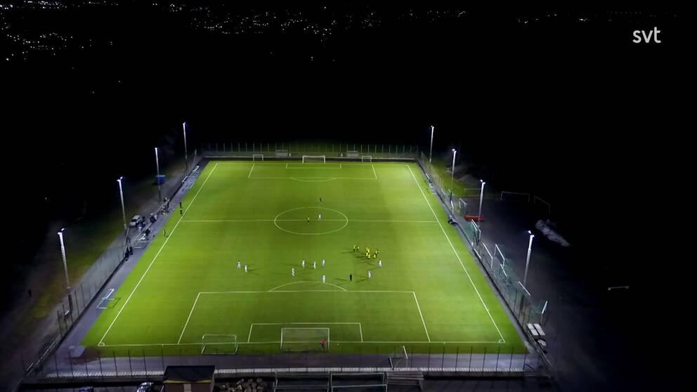 22 svenska fotbollsmatcher misstänkta för matchfixning 2020.