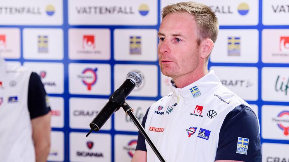 Petter Myhlback är ny vallachef i längdlandslaget.