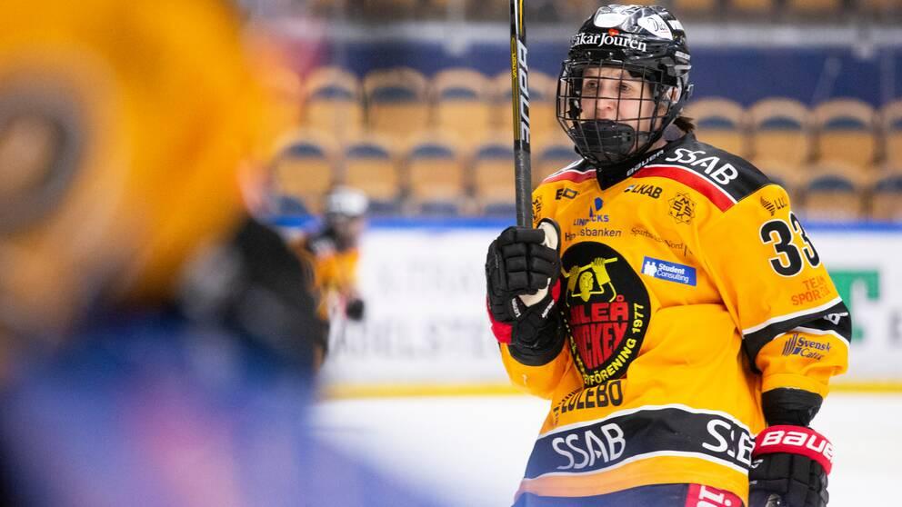 Michelle Karvinen lämnar Luleå Hockey/MSSK.