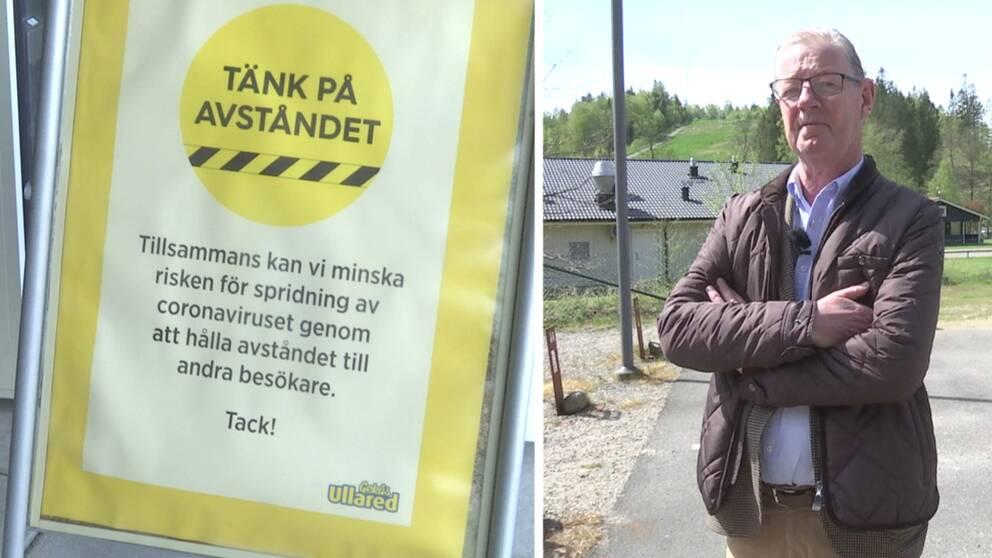 Boris Lennerhov är vd på Gekås i Ullared.