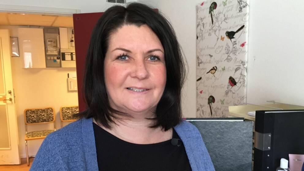 Catharina Ericsson, äldre & anhörigkonsulent, Örnsköldsviks kommun.