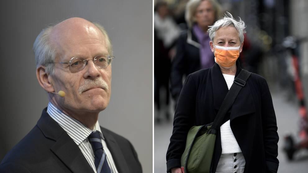 Riksbankens generaldirektör Stefan Ingves om vad som kan vänta i coronakrisens spår.