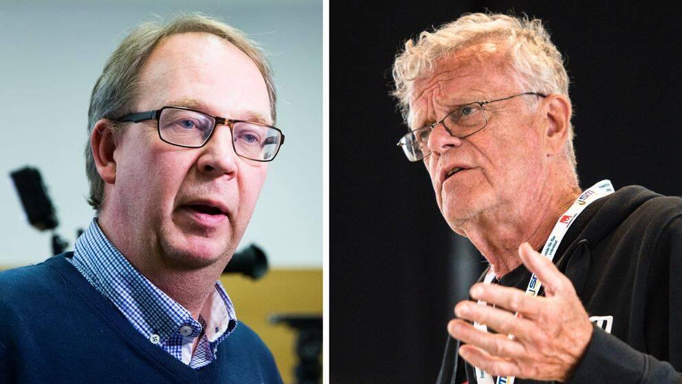 Stefan Olsson är en av författarna i det öppna brevet till Riksidrottsförbundet.