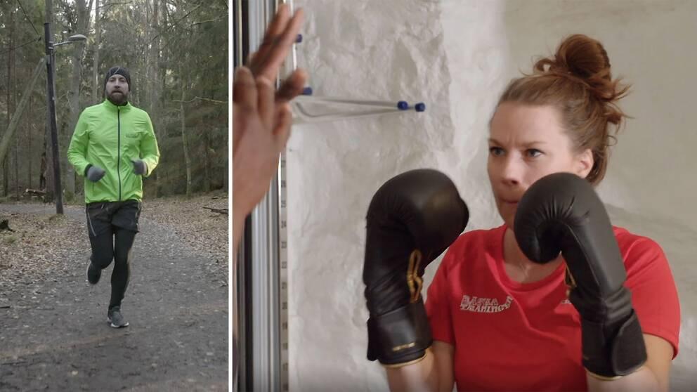 Fem bästa skälen att träna – det här hände med deltagarna i Bästa träningen