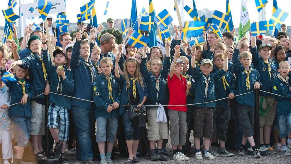 Snart kommer det att finnas fler män än kvinnor i Sverige.