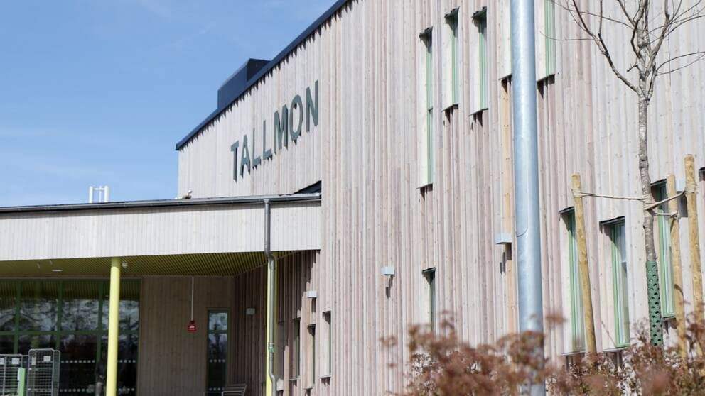 Tallmon, Skutskär