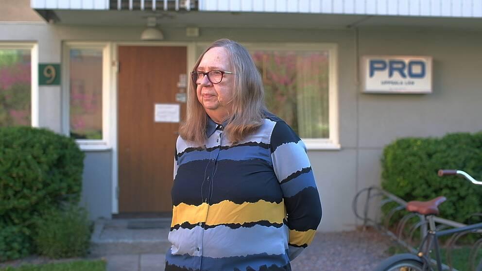 PRO:s Kaija Nyström om problemen med smittspridning.