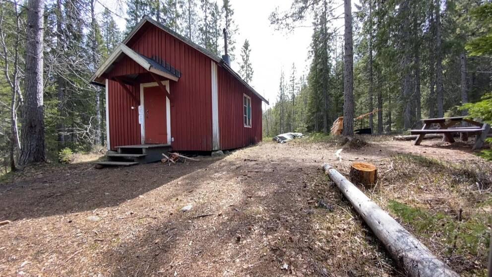 Raststuga Skuleskogens nationalpark