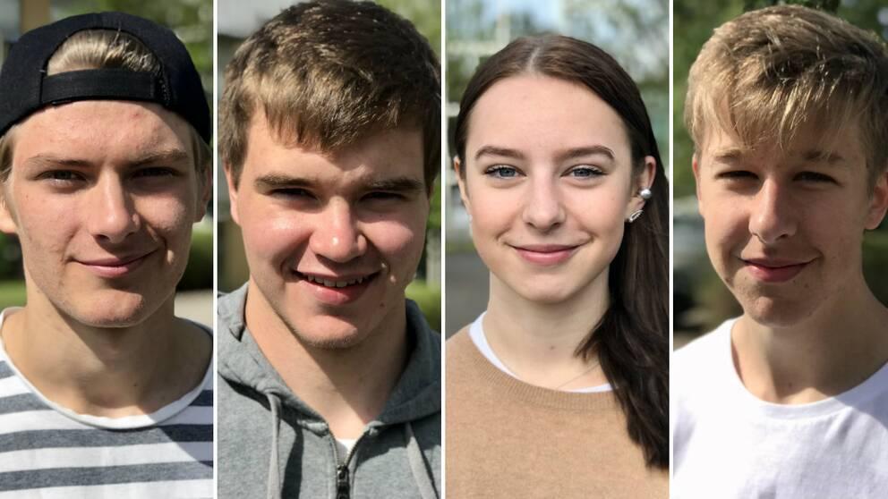 studenter i Gnosjö kommun