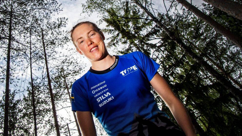 Tove Alexandersson, världens bästa orienterare.