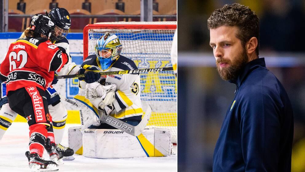 Ulf Lundberg vill se färre utländska spelare i SDHL.