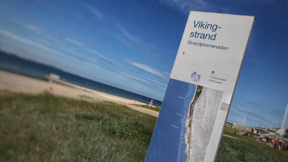 Vikingstrand i Helsingborg