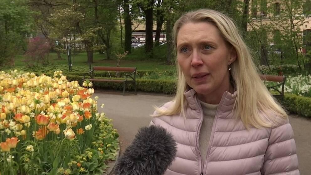 Camilla Kullander från Karlstad kommun
