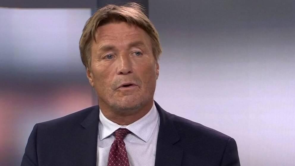 Thomas Bodström i Aktuellt.