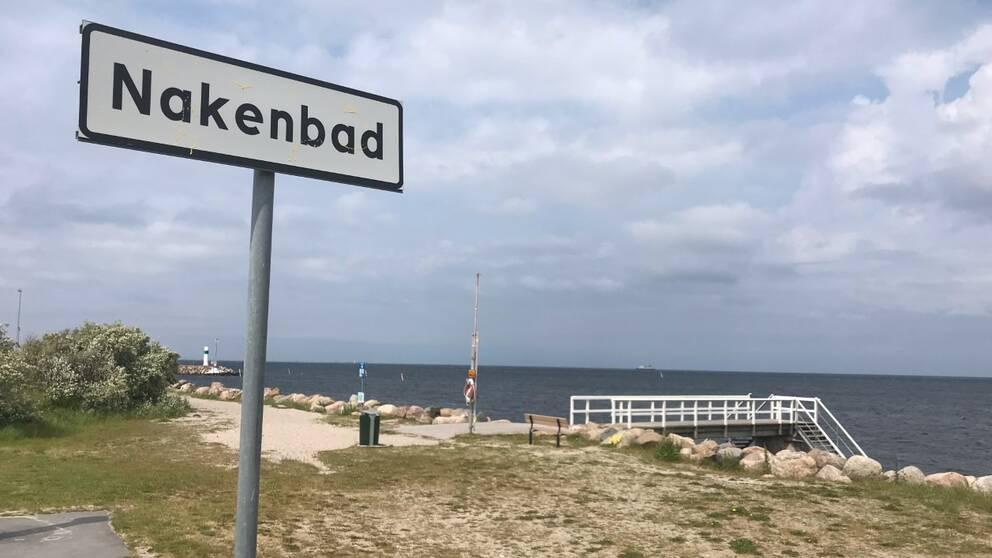 Nakenbad Skåne