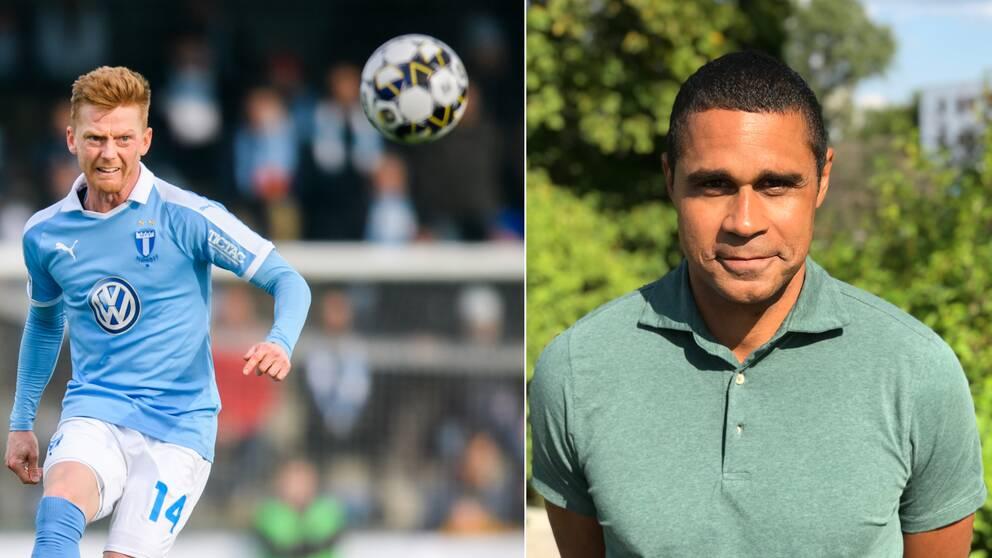 SVT Sports expert tycker Malmös Anders Christiansen är allsvenskans bästa spelare.