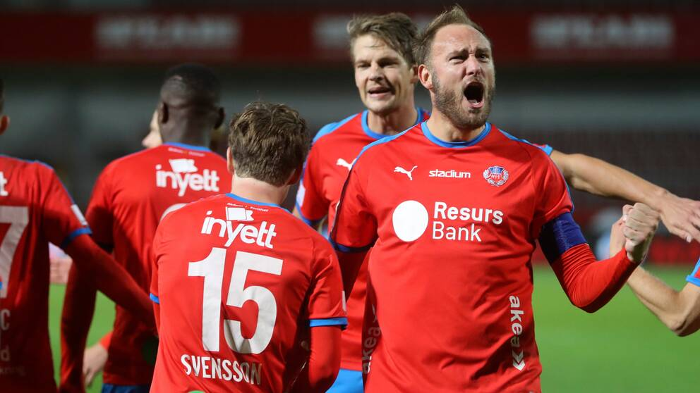 Andreas Granqvist ser fram emot seriepremiären mot Varberg.