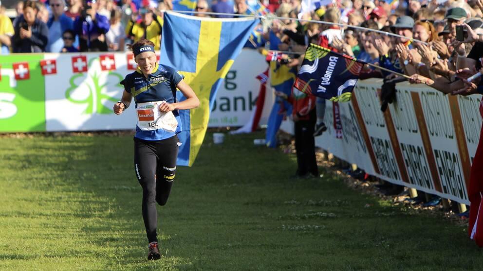 Tove Alexandersson kan lägga till ännu en distans i nästa års VM.