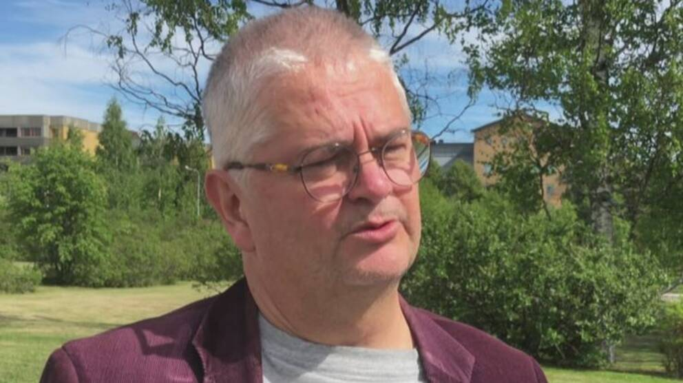 Kollage, Norrbottens smittskyddsläkare Anders Nystedt och Västerbottens tf. smittskyddsläkare Gunilla Persson.