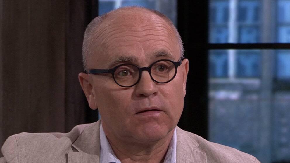 John Hassler, professor i nationalekonomi vid Stockholms Universitet