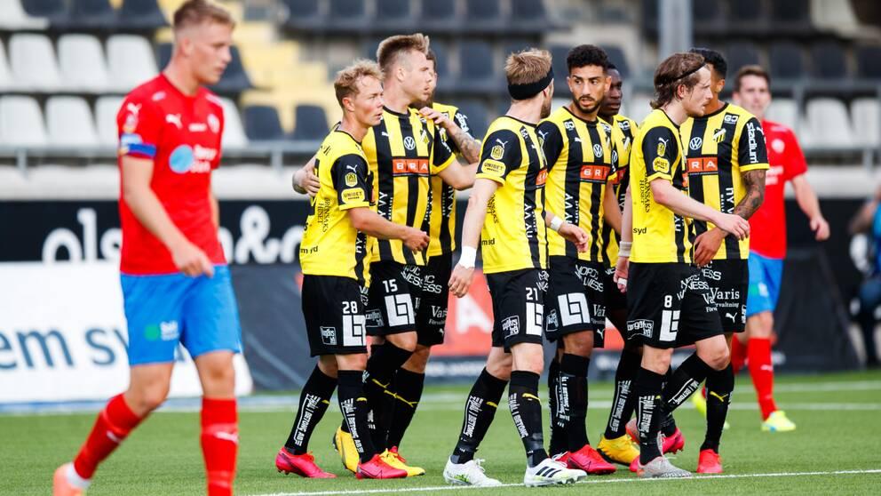 Ny förlust för Helsingborg och nollat på nytt.