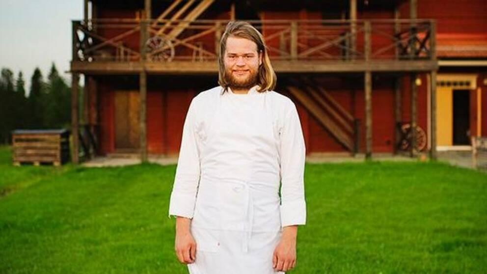 Kocken Magnus Nilsson, Fäviken Magasinet.
