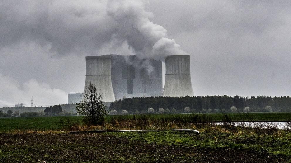 Kolkraftverket i Tyskland.