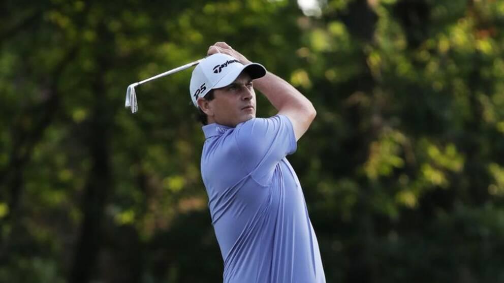 Henrik Norlander på PGA-tourtävlingen i Detroit