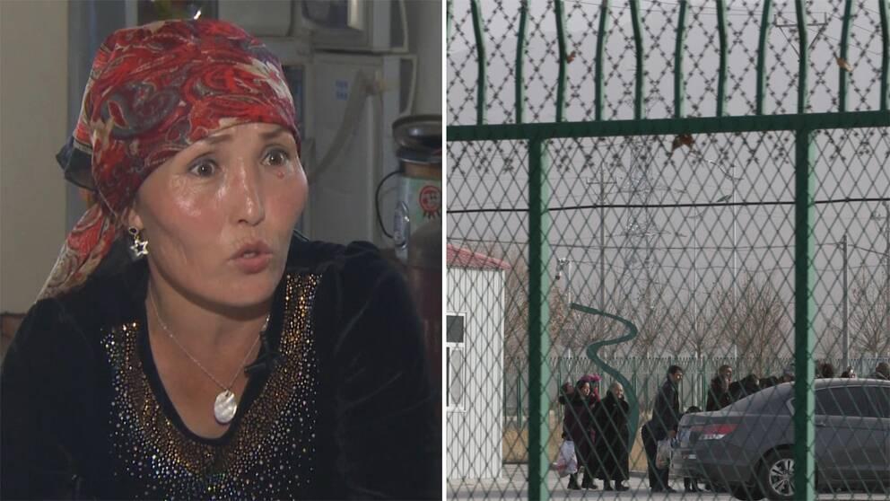 Gulnar Omirzakh är en av många kvinnor som drabbats av förtrycket.
