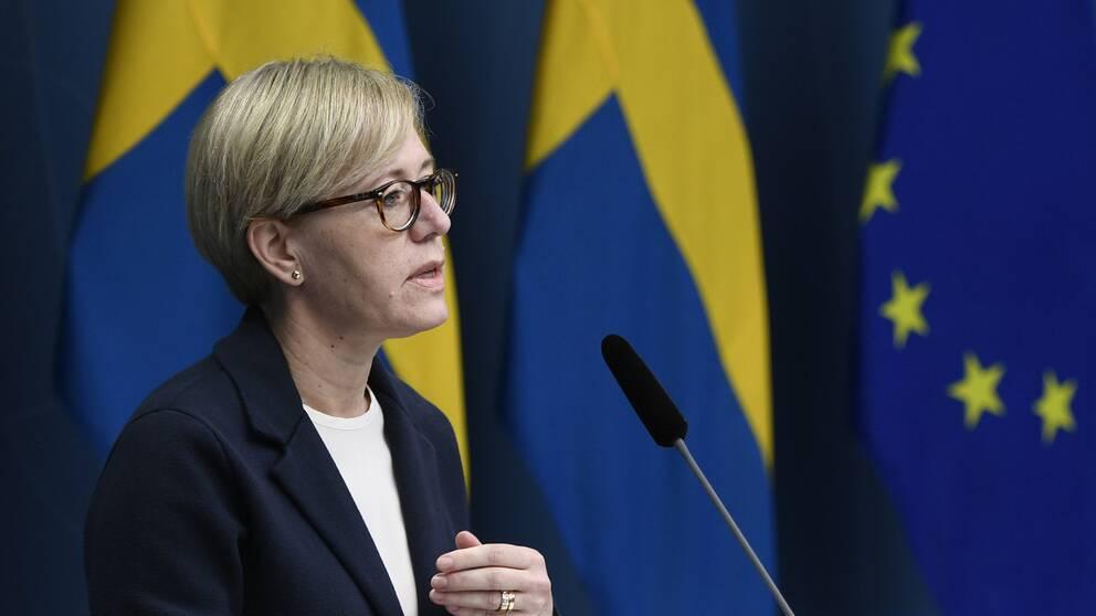 Sofia Wallström, generaldirektör på Inspektionen för vård och omsorg, IVO.