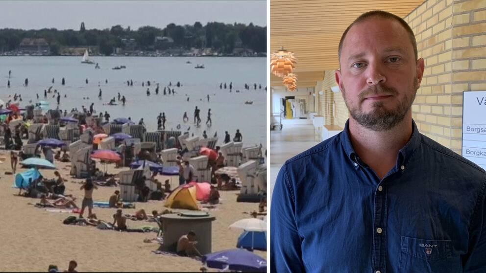 Regionen Hallands coronaapp populär – i hela Sverige