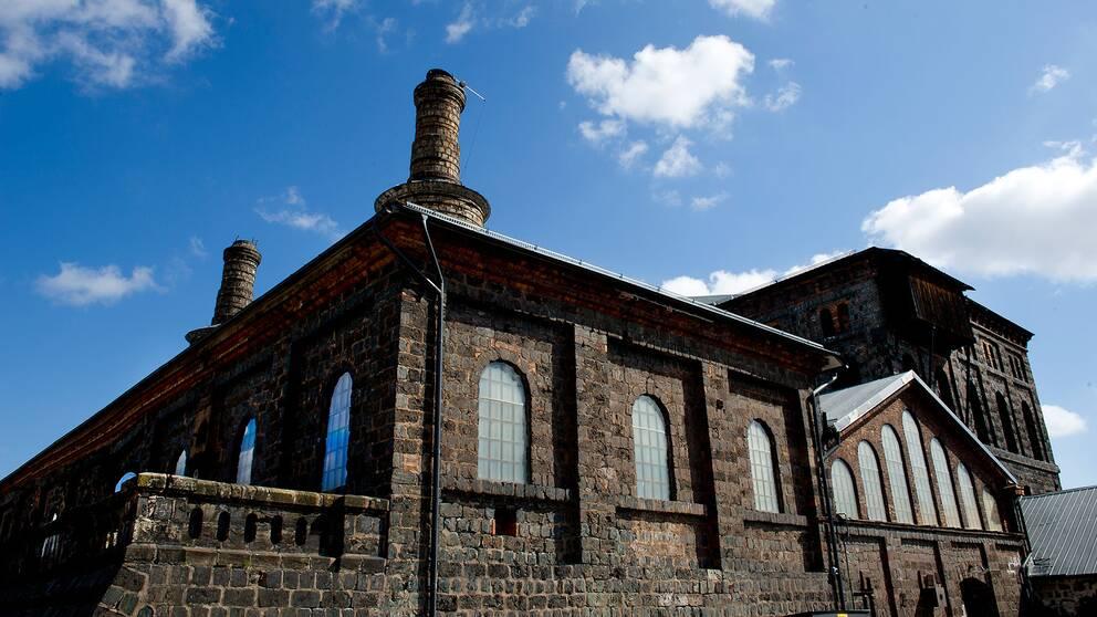 Det gamla järnverket i Avesta anordnar en utställning varje sommar.
