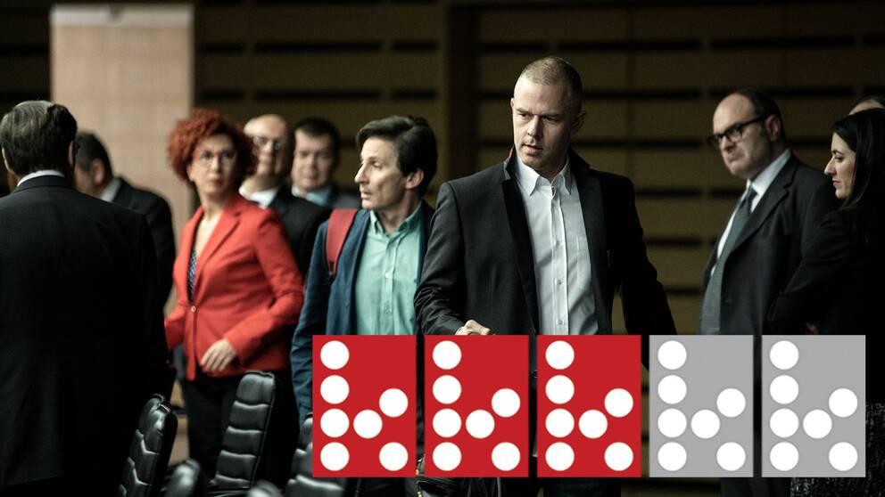Det politiska spelet i Adults in the room är ingen vacker historia, menar Sofia Olsson.