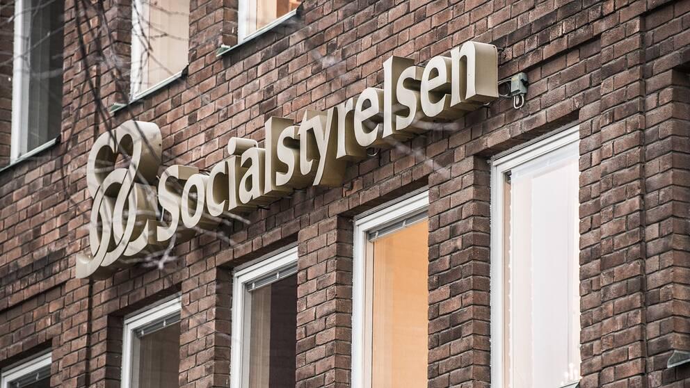 Socialstyrelsen.