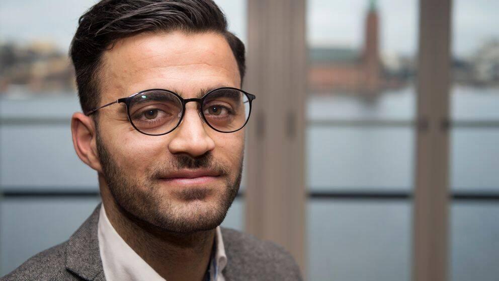 Amir Azrafshan blir ny huvudtränare i Östersunds FK. Arkivbild