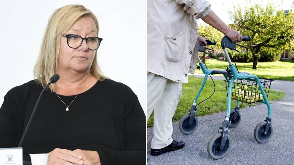 Katrin Westlund, rättssakkunnig, Socialstyrelsen.