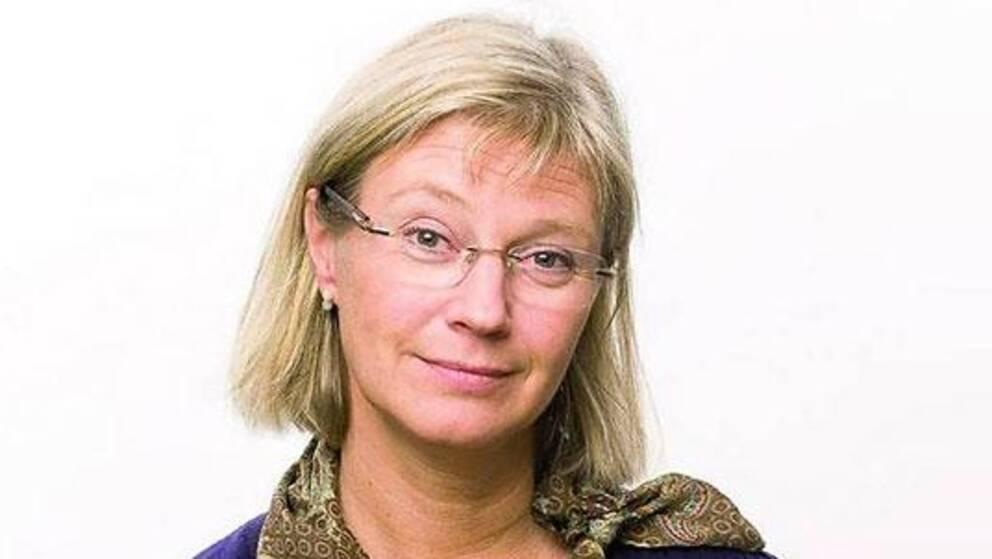 Eva Uustal, överläkare i gynekologi och obstetrik vid Linköpings universitet.