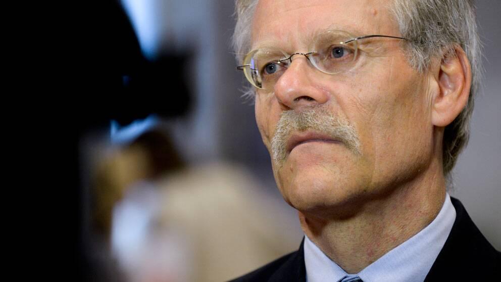 Riksbankschefen Stefan Ingves. Foto: Scanpix