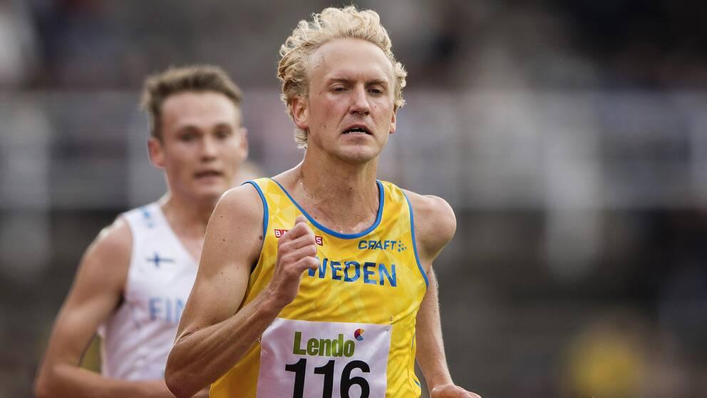David Nilsson.