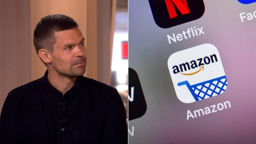 Amazon Bekraftar Har Paborjat Lansering I Sverige Svt Nyheter