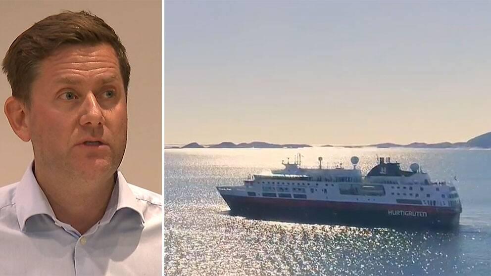 Hurtigrittens vd Daniel Skjeldam: Vi har gjort fel